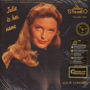 Julie London - Julie Is Her Name Volume 2 45RPM, 200g Vinyl Edition