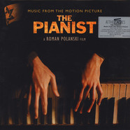 Janusz Olejniczak - OST The Pianist Red Vinyl Edition
