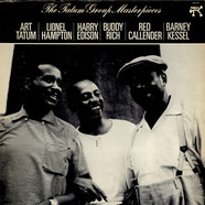 Art Tatum, Lionel Hampton & Buddy Rich - The Tatum Group Masterpieces