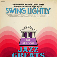 Ruby Braff And His Big City Six / Joe Newman And The Count's Men - Swing Lightly