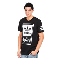 adidas Skateboarding - Global Lockup T-Shirt