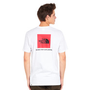 The North Face - S/S Red Box Tee