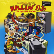 Ruckazoid - Scratchgod presents: Killin' DJ's: The Quadrilogy