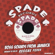 Imperials, The /  Al Senior Pone & Ranny Williams & The Hippy Boys - Black Is Soul / Hold My Hand