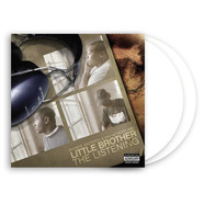 Little Brother - The Listening White Vinyl Edition