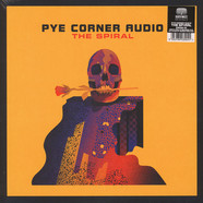 Pye Corner Audio - The Spiral Red Clear Vinyl Edition