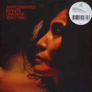 Yoko Ono - Approximately Infinite Universe Black Vinyl Edition