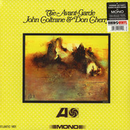 John Coltrane & Don Cherry - The Avant-Garde Mono Edition