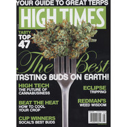 High Times Magazine - 2017 - 08 - August