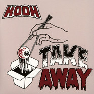 Kodh - Take Away Red Vinyl Edition