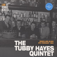 Tubby Hayes Quintet - Modes and Blues Live at Ronnie Scott's