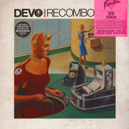 Devo - Recombo DANN / Molecular Mutation  Colored Vinyl Edition