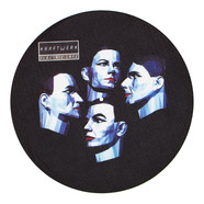 Kraftwerk - Electric Cafe Album Slipmat