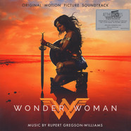 Rupert Gregson-Williams - OST Wonder Woman Gold Vinyl Edition