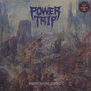 Power Trip - Nightmare Logic Brown Vinyl Edition
