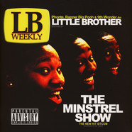 Little Brother - The Minstrel Show Gold Vinyl Edition