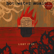 Hot Water Music - Light It Up Black Vinyl Edition