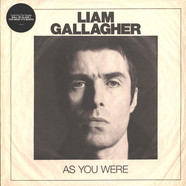 Liam Gallagher - As You Were Black Vinyl Edition