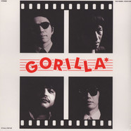 Gorilla* - It's All Pop Black Vinyl Edition