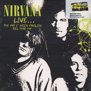 Nirvana - Live... Pat O'Brien Pavilion Del Mar 1991 Colored Vinyl Edition