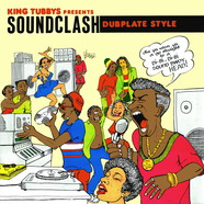 V.A. - King Tubbys Presents: Soundclash Dubplate Style Part 1