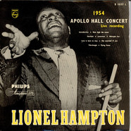 Lionel Hampton - Apollo Hall Concert 1954