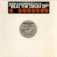 Shunji Moriwaki - Beat The Drum EP