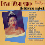 Dinah Washington - The Fats Waller Songbook