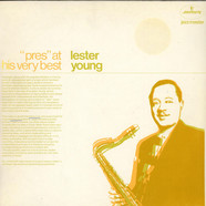 Lester Young - Pres At His Very Best