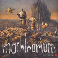 Tomas Dvorak - Machinarium Soundtrack Black Vinyl Edition