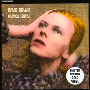 David Bowie - Hunky Dory Cold Colored Vinyl Edition