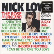 Nick Lowe - The Rose of England