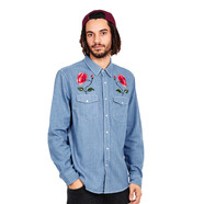 Stüssy - Poppy Denim Shirt
