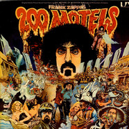 Frank Zappa - OST 200 Motels