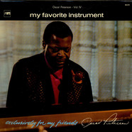 Oscar Peterson - My Favorite Instrument