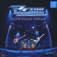 ZZ Top - Live From Texas Colored Vinyl Edition