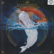 Mastodon - Leviathan Bone White With Splatter Vinyl Edition