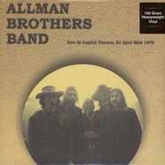 Allman Brothers Band, The - Live at Capitol Theatre Passaic NJ April 20th 1979