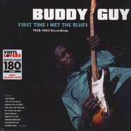 Buddy Guy - First Time I Met The Blues