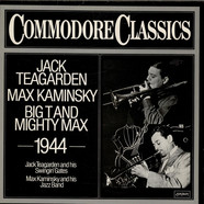 Jack Teagarden & Max Kaminsky - Big T And Mighty Max