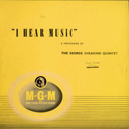 George Shearing Quintet, The - I Hear Music