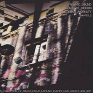 V.A. - Synthetic Soundscapes Of Modern Urban Morality / Chapter 2 Black Vinyl Edition