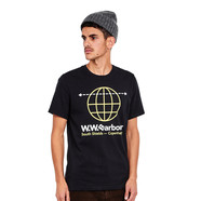 Barbour x Wood Wood - Latitude Tee