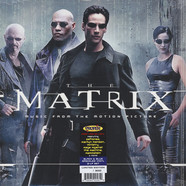 V.A. - OST The Matrix: Music From The Motion Picture Black / Blue Marbled Vinyl Edition