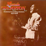 Lionel Hampton - Historical Recording Sessions 1937-1939 Vol. 1