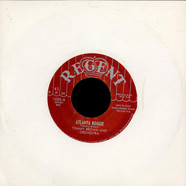 Tommy Brown - Atlanta Boogie / The House Near The Railroad Track