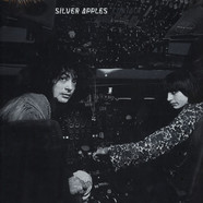 Silver Apples - Contact Metallic Sleeve & Black Vinyl Edition