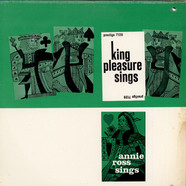 King Pleasure / Annie Ross - King Pleasure Sings / Annie Ross Sings