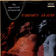 Carmen McRae With Mat Matthews Quintet - By Special Request