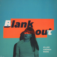 Ellen Andrea Wang - Blank Out Orange Vinyl Edition